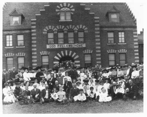 Minnesota Odd Fellows Home