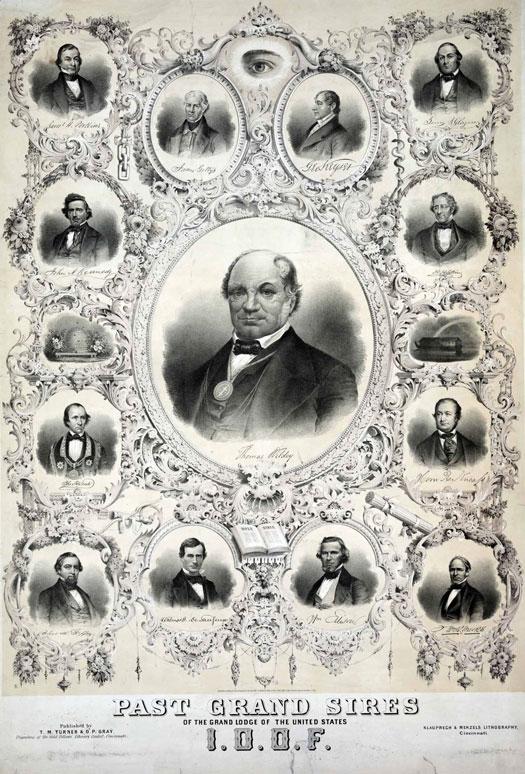 Past Odd Fellow Leaders