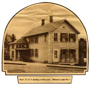 The First Minnesota Lodge